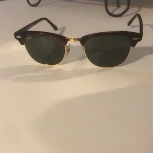 Ray Ban clubmaster sunglasses
